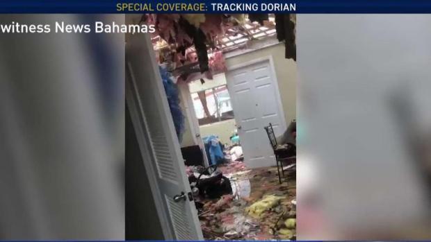 [MI] Hurricane Dorian Makes Landfall in Bahamas