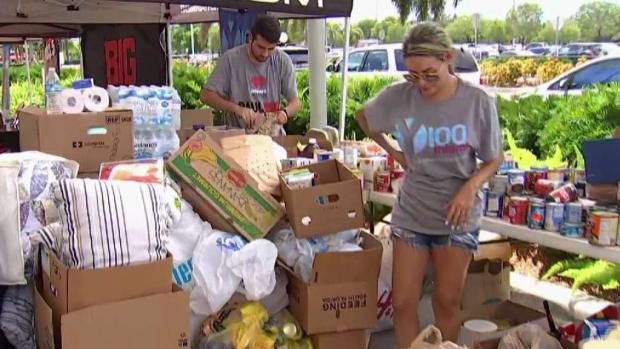 [MI] Hurricane Relief Efforts in South Florida