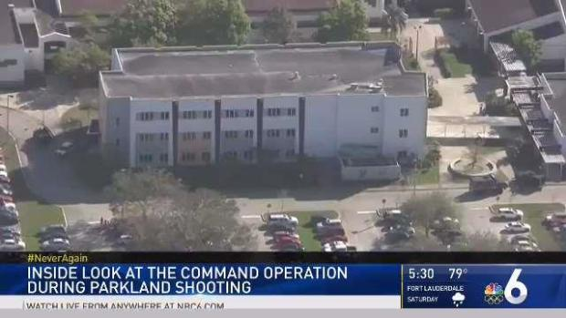[MI] Inside Look at Command Operation During Parkland Shooting