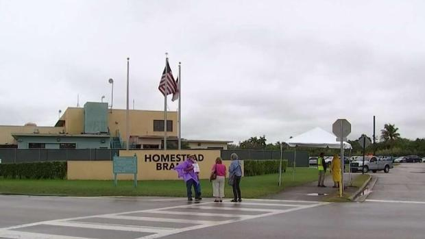 Inside the Homestead Facility for Undocumented Children