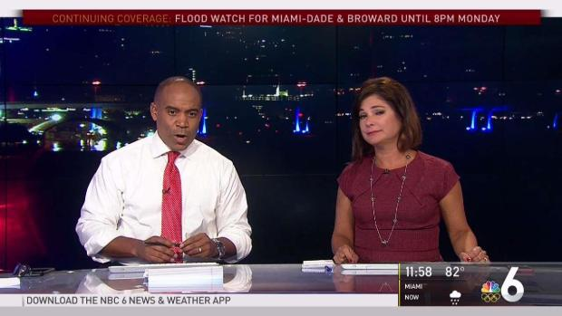 [MI] Irma Storm Surges Leaves Flooding in Downtown Miami