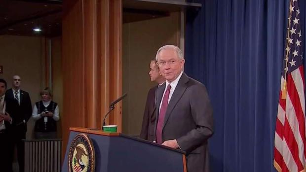 [MI] Jeff Sessions Making South Florida Stop Wednesday