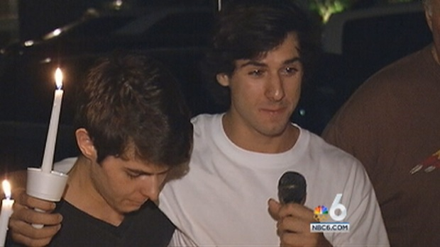 [MI] Marisa Catronio's Family Supported Through Grief at Coral Springs Vigil for Wrong-Way Crash Victim