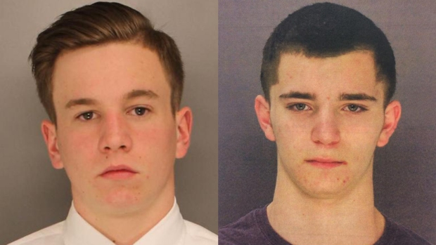 Police Search for 2 Missing Bucks County Teen Boys
