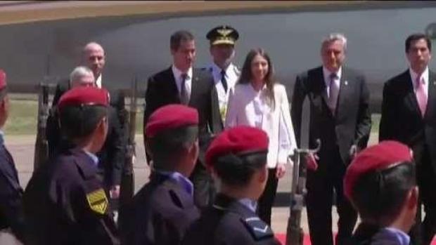 [MI] Juan Guaido Announcing His Return to Venezuela