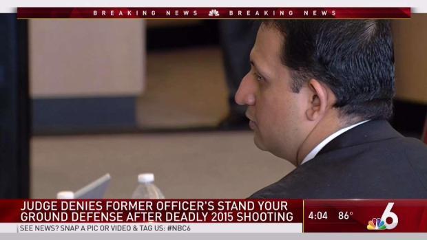 [MI] Judge Denies Ex-Cops 'Stand Your Ground' Claim