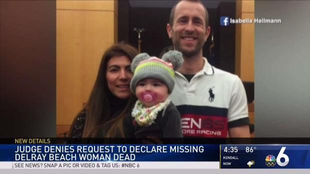 [MI] Judge Denies Request to Declare Missing Woman Dead