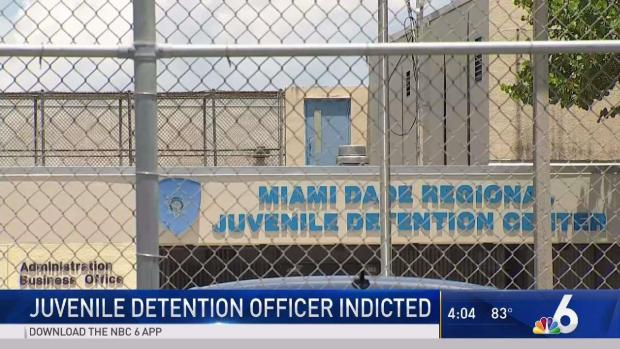 [MI] Miami-Dade Juvenile Detention Officer Indicted