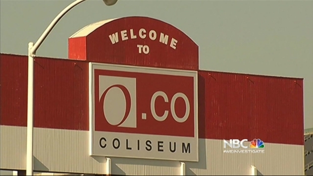 [BAY] Ex-Marine Saves Woman Who Jumped at O.Co Coliseum
