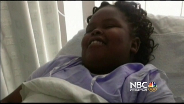 [BAY] Family, Friends Pray for Oakland Girl, Jahi McMath, Declared Brain Dead After Tonsillectomy