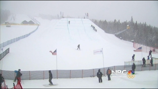 [BAY] Journey to Sochi Begins in Breckendridge, Colo.