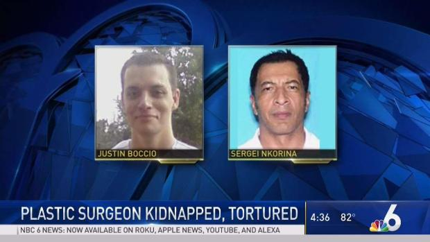 [MI] Kidnappers Tortured South Florida Plastic Surgeon: Feds