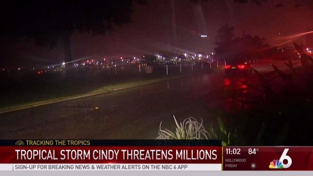 [MI] Louisiana Braces For TS Cindy