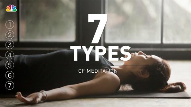 [NATL] 7 Different Types of Meditation