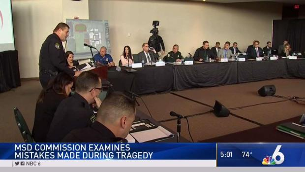 [MI] MSD Commission Examines Mistakes Made During Tragedy