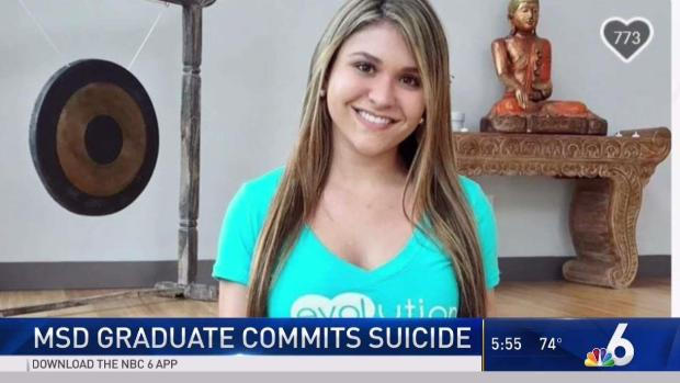 MSD Graduate Takes Her Own Life