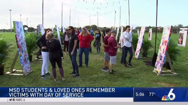 [MI] MSD Students, Families Remember Victims With Day of Service