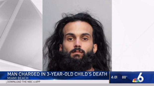 [MI] Miami Beach Man Arrested in 3-Year-Old Girl's Murder