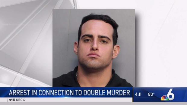 [MI] Man Arrested in Miami Lakes Double Murder