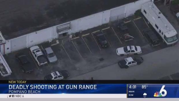 [MI] Man Killed in Shooting at Pompano Beach Gun Range