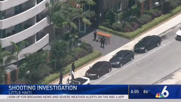 [MI] Man Shot at Miami Apartment Building