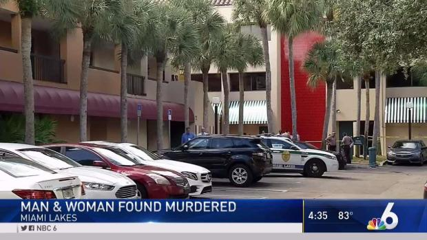 [MI] Man and Woman Found Shot to Death in Miami Lakes