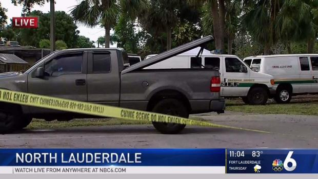 [MI] Man's Body Found in Burning Car in North Lauderdale Park