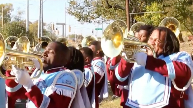 [NATL] Historically Black College Grapples With Sending Band to Inauguration