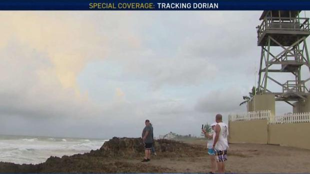 [MI] Hutchinson Island Prepares for Dorian With Evacuations