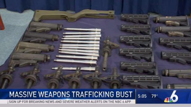 [MI] Massive Weapons Trafficking Bust With South Florida Links