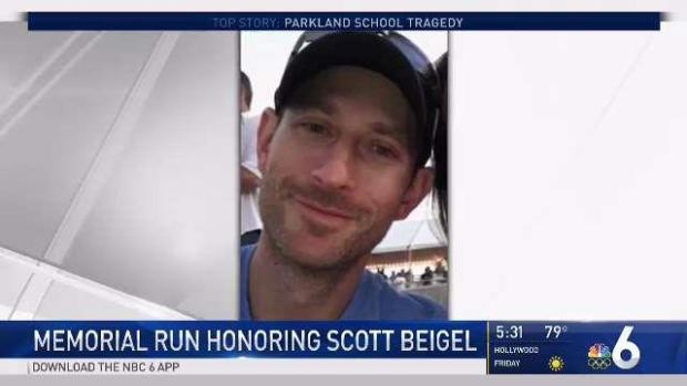 [MI] Memorial Run Honors Stoneman Teacher Scott Beigel