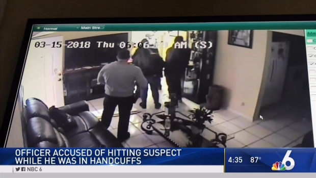 [MI] Miami-Dade Cop Investigated After Video Shows Him Hitting Suspect
