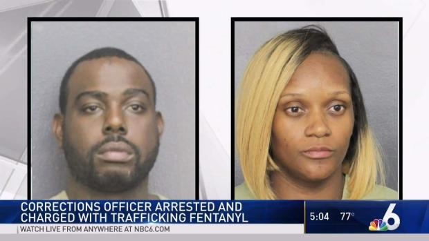 [MI] Miami-Dade Corrections Officer Accused of Trafficking Fentanyl