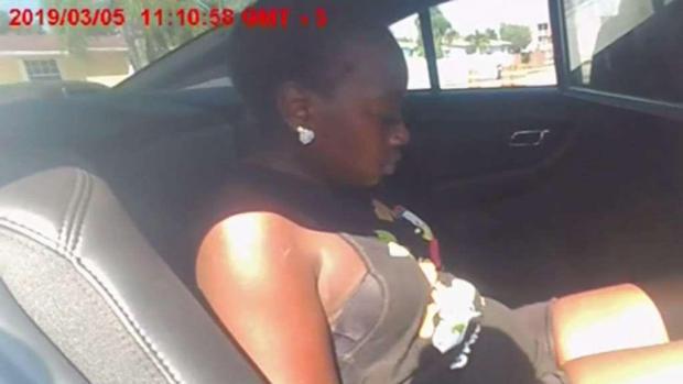 [MI] Miami-Dade Cop's Bodycam Shows Woman's Arrest