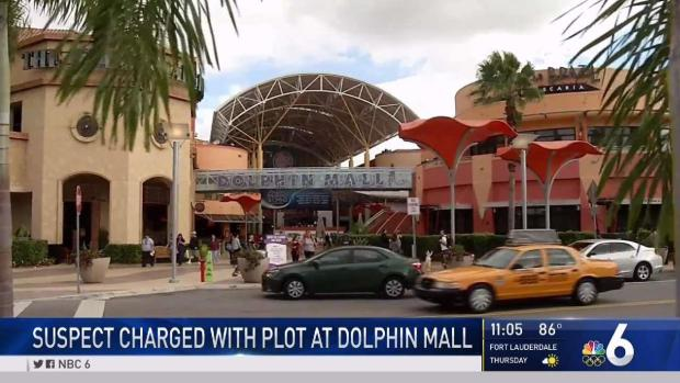 [MI] Miami Man Accused of Bomb Plot at Dolphin Mall