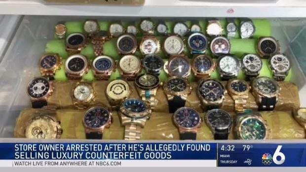 [MI] Miami Man Accused of Selling Counterfeit Luxury Goods