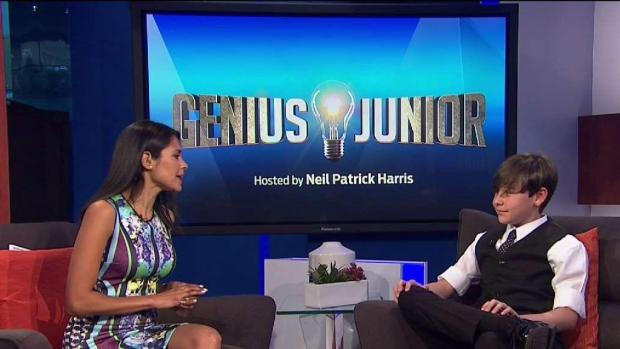 [MI] Miami Native Takes Over NBC's 'Genius Junior'