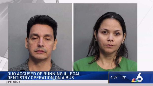 [MI] Miami Pair Accused of Practicing Illegal Dentistry