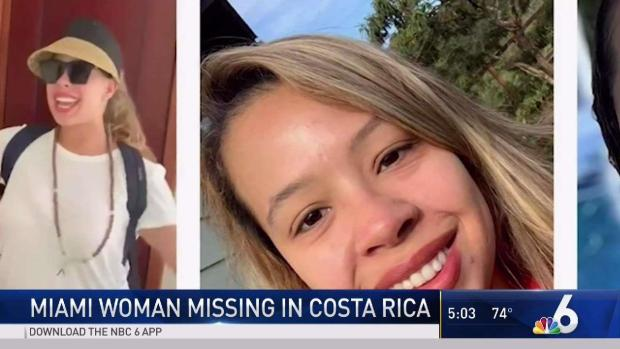 Body Found On Property In Costa Rica Where Missing Miami Beach Woman