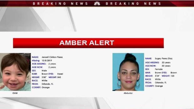 [MI] Missing Child Alert Issued for Florida Child
