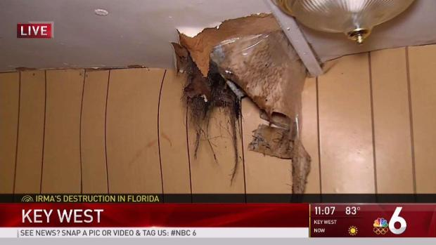 [NATL-MI] Mobile Home Community in the Keys Destroyed