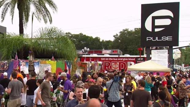 [MI] Mourners Gather to Remember Pulse Shooting