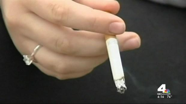 [LA] Strictest Smoking Ban in CA Goes Into Effect in Manhattan Beach