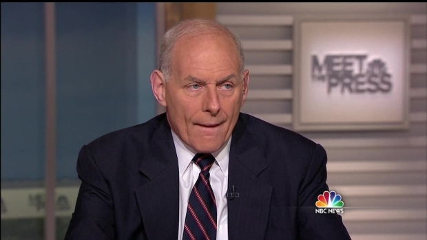 [NATL] Kelly, Clapper Address Kushner Report