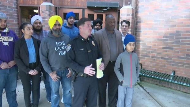 [NATL] 'Very Serious Incident': Police Address Shooting of Sikh Man