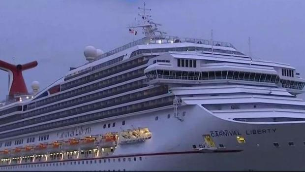 [MI] NBC 6 Responds Cruise Interrupted By Irma