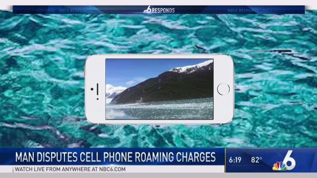 [MI] NBC 6 Responds Helps in Cellphone Dispute