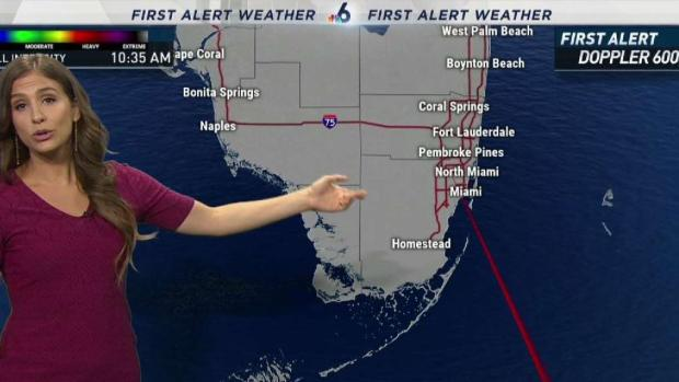 [MI] NBC 6 Web Weather - October 15th Midday
