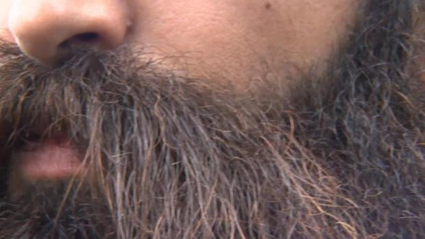 [NATL] New Study Says Beards are 'Dirtier' Than Dogs