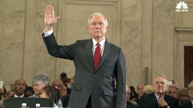Sessions's Testimony Clears Sessions (But Not Trump)
